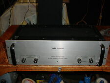 Audio Research D-52 Stereo Amplifier 1 channel distorts sell for Parts or Repair