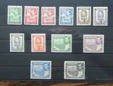 Somaliland Protectorate 1938 set to 5R MM SG93 - SG104