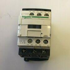 LC1D09BL SCHNEIDER 25A CONTACTOR 3 POLE 24VDC COIL  + 1NO / 1NC AUX (B148)