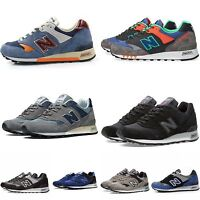 New Balance Mens Shoes Sneakers M 577 Trainers, Made In England - New In Box