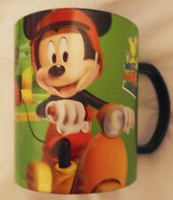 Disney mickey mouse adventure jour-plastique tasse/mug - 280ml-micro-ondes safe