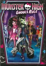 Monster High: Ghouls Rule (DVD, WS) NEW SEALED