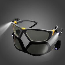 LED Safety Goggles Night Reading Eye Glasses Car Repair Outdoor Sports Lighting