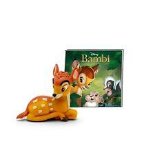 TONIES 10189 - Hörspiel mit Liedern - Disney, Bambi