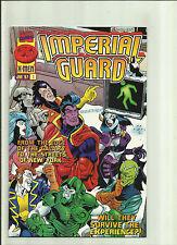 Imperial Guard #1 (1997) by Brian Augustyn & Chuck Wojtkiewicz