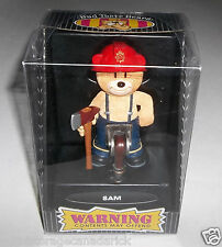 Bad Taste Bears Sam - Brand New In Package 2004