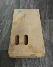 Kasse Kassenbehälter Kassenbox Holz Videospielautomat Flipper Kicker Automat