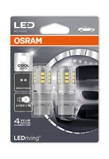 Osram LED 6000K Cool White Bulbs P27/7W 180 (3157) S8W W2.5x16q Wedge 3547CW-02B