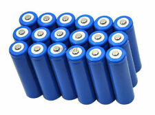 New 20 piece Rechargeable LED Flashlights Torch Li-Ion 18650 Battery