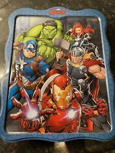 Avengers Metal Tin - VGC