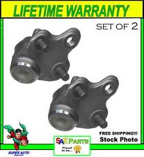 *NEW* SET Heavy Duty K9742 Suspension Ball Joint Front Lower