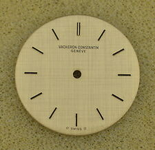 NOS Vacheron & Constantin Textile Dial Zifferblatt 21.5mm