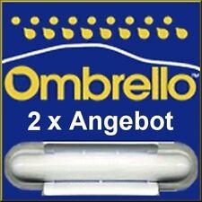 2 x Ombrello Scheibenversiegelung Glasversiegelung mit Anleitung Infoflyer