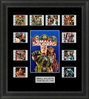 Small Soldiers Framed 35mm Film Cell Memorabilia Filmcells Movie Cell