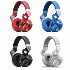 Bluedio T2 Plus Bluetooth 4.1 Stereo Headset Wireless Headphones For iPhone 7 6S