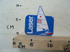 STICKER,DECAL WEDSTRIJDZEILEN LASER INTERNATIONAL CLASS 91451