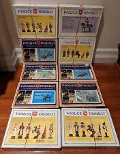 Prince August Mould Set Lot # 716, 807, 803, 715, 804, 802, 805, 709, 710, 806