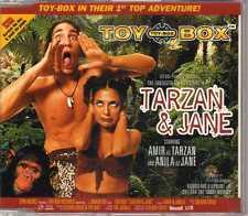 Toy-Box - Tarzan & Jane - CDM - 1998 - Eurodance