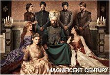 SULEIMAN, el gran sultan 1ra temporada 6 dvds