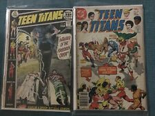 TEEN TITANS 35 NM 50 VG- 2 GREAT COMICS 1 LOT CGC IT JUSTICE LEAGUE BATMAN