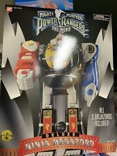 Power Rangers The Movie Ninja Megazord