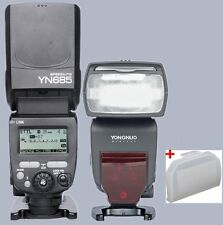 Yongnuo YN-685 Flash Speedlite TTL/ HSS 1/800s 622C Build-in Radio for Canon.