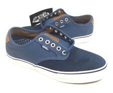 NEW Vans Chima Ferguson Two Tone Dress Blues Men's Skate Shoes Sneakers Size 6.5