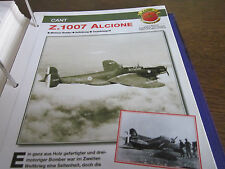 Faszination 13 7 Cant Z 1007 Alcione Bomber Italien