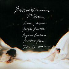 Jan St. Werner - Miscontinuum Album LP, Vinyl NEW, SEALED Mouse on Mars, lithops