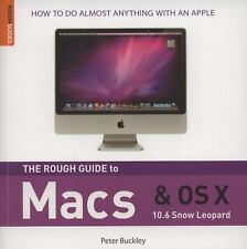 The Rough Guide to Macs & OS X Snow Leopard (Rough Guides Reference)