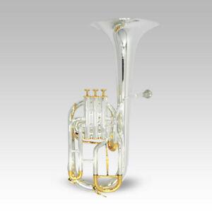 Schiller Edinburgh Elite Alto Horn Silver & Gold (Limited Edition)