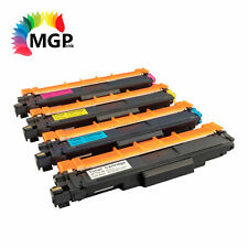 Gnenric TN253/257 All Color Set for Brother MFCL3750CDW MFCL3745CDW
