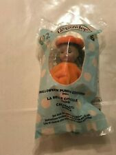 2003 Halloween Pumpkin Costume Madame Alexander Doll McDonalds Sealed