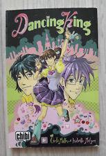 Dancing King, Chibi Manga Nr. 026