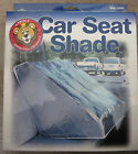 Baby Toddler CAR SEAT cover SUN SHADE Heat reducing  temp down up to 40F