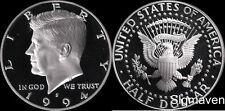 1994 S 90% Silver Kennedy Half Dollar Deep Cameo Gem Proof No Reserve