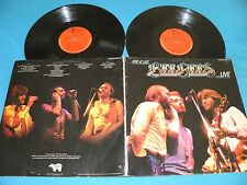 Bee Gees - Here At Last...Live - RARE DIFFERENT Sleeve 1977 Israel Made 2xLP