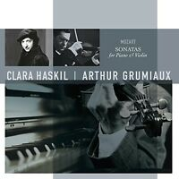 Mozart: Sonatas For Piano & Violin [New Vinyl LP] Holland - Import