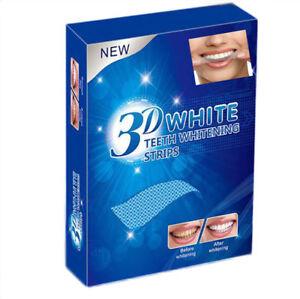 28 Professional Advanced Teeth Whitening Strips Tooth Bleaching White Strip WO