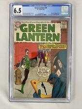 Green Lantern 🔥 #29 CGC 6.5 (OW2W) Origin & 1st App Of Black Hand! DC Comics