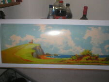 More details for trix /bassett lowke scenic backdrops for layout (replica) see all photos