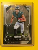 🔥🔥2019 PRIZM JJ ARCEGA-WHITESIDE ROOKIE RC Base #348 Philadelphia Eagles
