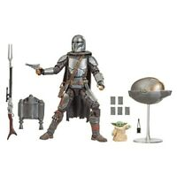 Star Wars The Black Series Din Djarin The Mandalorian and The Child TARGET