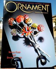 ORNAMENT MAGAZINE VOL 30 NO 1 2006 ORNAMENTAL HERITAGE PERILAMN HARTY FREE SHIP
