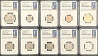 2017S 225th ANNIVERSARY SET SP70 ENHANCED FINISH FIRST DAY OF ISSUE**AWESOME SET