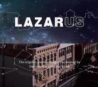 LAZARUS ORIGINAL CAST RECORDING : Musical By David Bowie 3x 180G Vinyl LP (NEW)