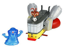 Vivid Imaginations Monsters vs Aliens Mini Figure Dr Cockroach PhD's Trolley