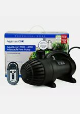 AquaSurge® PRO 2000-4000 Waterfall and Pond Pump Adjustable Flow 45009