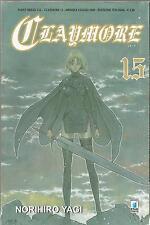 MANGA - Claymore N° 15 - Point Break 116 - Star Comics - USATO Sufficiente