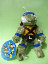 TMNT Leonardo Plush Doll Playmates 1989 With Suction Cups Great Quality